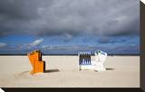 Beach at Ostbad  Norderney  East Frisian Islands  Lower Saxony  Germany