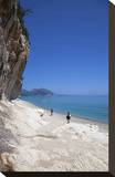 Cala Luna bay  Province of Nuoro  Sardinia  Italy