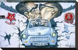 Berlin Wall East-Side-Gallery