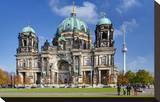 Berlin Cathedral  Berliner Dom  at Lustgarten  Berlin  Germany