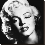 Marilyn Monroe (Glamour) Tableau sur toile