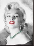 Diamonds Are A Girl's Best Friend Tableau sur toile par Jerry Michaels