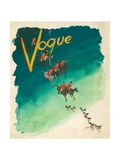 Vogue Cover - October 1938
