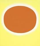 Orange hell auf gelb