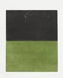 Ohne Titel Grün/Schwarz (2000)