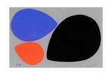 Birth/Black  Orange and Blue Eggs