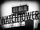 The Watchtower  Jehovah's Witnesses  Brooklyn  Manhattan  New York  Black and White Photography