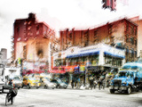 Urban Vibrations Series  Fine Art  Soho  Manhattan  New York City  United States