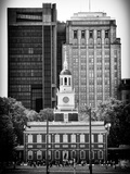 Independence Hall and Pennsylvania State House Buildings  Philadelphia  Pennsylvania  US