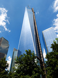 Architecture and Buildings  the One World Trade Center (1Wtc)  Manhattan  New York  US  USA