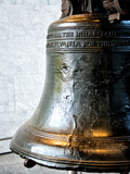 The Liberty Bell  Philadelphia  Pennsylvania  United States