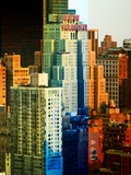 Fine Art  the New Yorker Hotel  Midtown Manhattan  New York City  United States