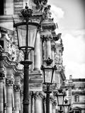 The Louvre Museum  Monuments of the Renaissance  Paris  France