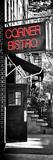 Urban Scene, Corner Bistro, Meatpacking and West Village, Manhattan, New York Papier Photo par Philippe Hugonnard