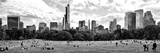 Panoramic Landscape  a Summer in Central Park  Lifestyle  Manhattan  NYC