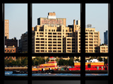 Window View  Special Series  Watchtower Building  Brooklyn  New York City  United States