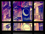 Window View  Special Series  Urban Lifestyle  Little Italy  Manhattan  New York  United States