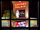 Window View  Special Series  Celine Dion  Caesars Palace  Las Vegas  Nevada  United States