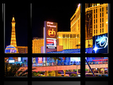 Window View  Special Series  Strip  Resort Casinos Hotels  Las Vegas  Nevada  United States
