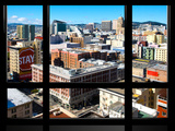 Window View  Special Series  Downtown  San Francisco  California  United States