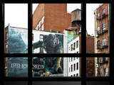 Window View  Special Series  Sreet Art and Architecture  Soho  New York City  United States