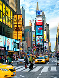 Lifestyle Instant  Times Square  Manhattan  New York City  United States