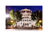 Eisenhower Executive Office Building Entrance (Eeob)  West of the White House  Washington DC