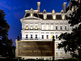 Eisenhower Executive Office Building (Eeob)  West of the White House  Washington DC  US