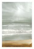 Cloudbreak Reproduction d'art par Caroline Gold