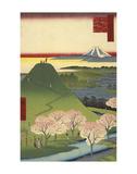 New Fuji  Meguro (Meguro Shin-Fuji)  1857