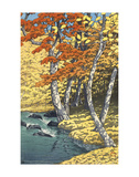 Autumn at Oirase (Oirase no aki)  1933