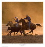 Roping on the Ranch II