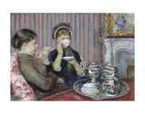 The Tea  about 1880