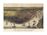 The City of New Orleans  Louisiana  1885