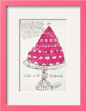 Wild Raspberries  c1959  (pink)