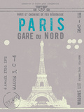 Ticket to Paris