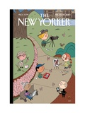 The New Yorker Cover - February 15  2010