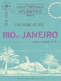 Ticket to Rio de Janeiro