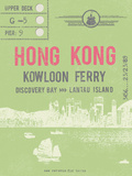 Ticket to Hong Kong
