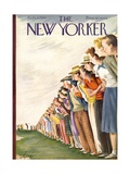 The New Yorker Cover - September 4  1948