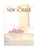 The New Yorker Cover - March 8  1982