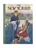 The New Yorker Cover - November 12  1949