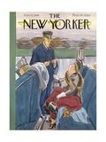 The New Yorker Cover - November 12  1949