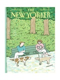 The New Yorker Cover - June 27  1988