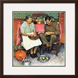 """Home for Thanksgiving""  November 24 1945"