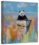 Michael Creese 'Panda' Gallery-Wrapped Canvas