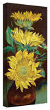 Michael Creese 'Sunflowers' Gallery-Wrapped Canvas