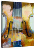 Michael Creese 'Violin' Gallery-Wrapped Canvas