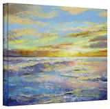 Michael Creese 'Florida Sunrise' Gallery-Wrapped Canvas