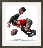 """Fumble"" or ""Tackled""  November 21 1925"